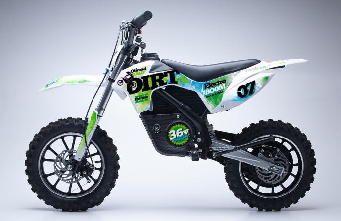DIRT 36V
